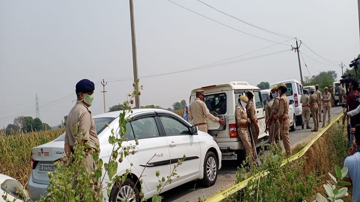Hathras: CBI reaches Boolgarhi, to speak to victim's family & eyewitnesses
