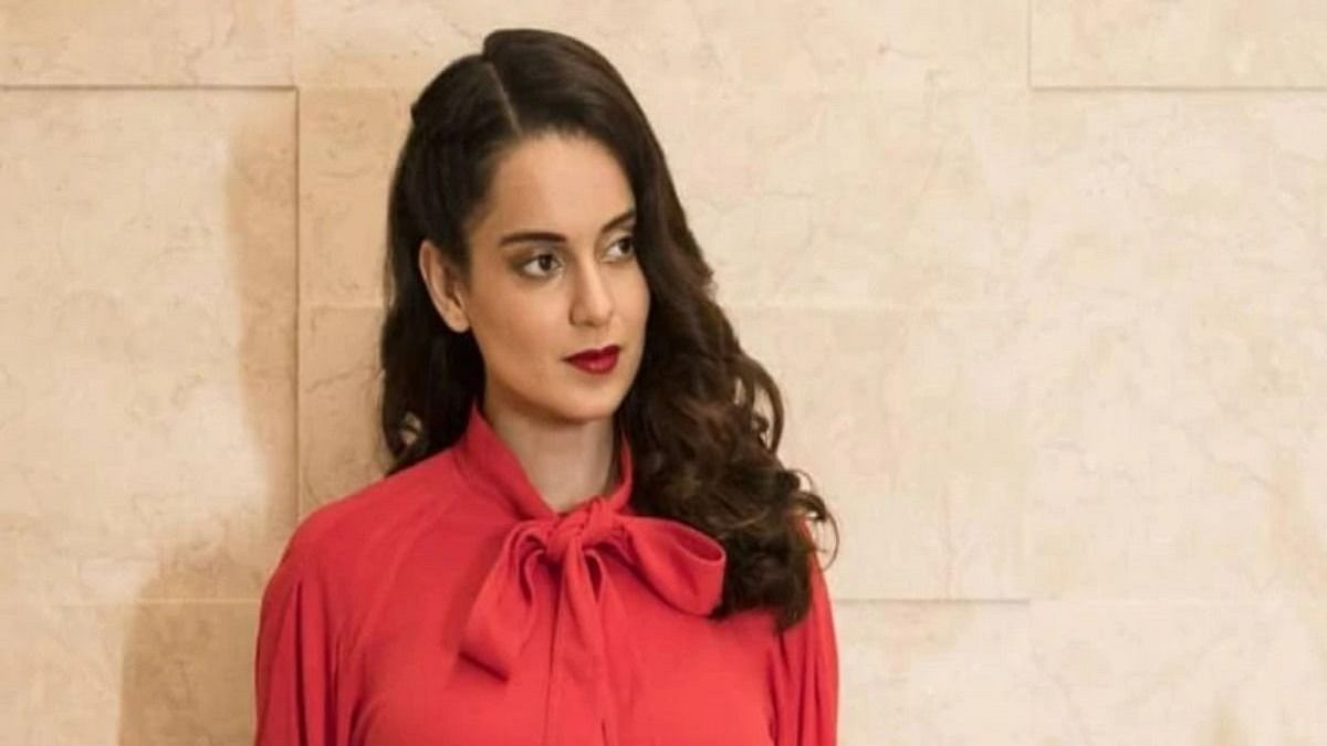 Kangana Ranaut's Twitter account suspended; Kangana calls it 'death of democracy' on Instagram