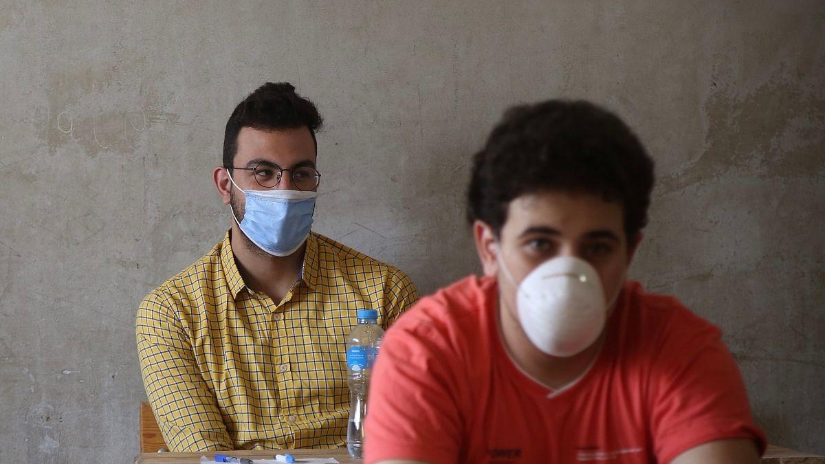 Egypt reopens schools amid anti-coronavirus measures
