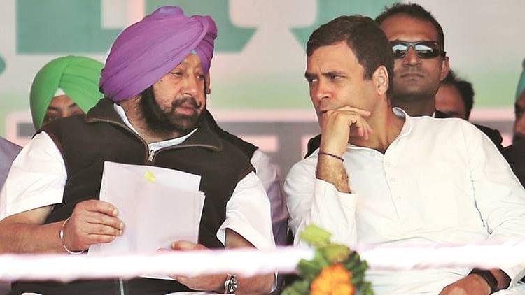 Punjab CM, Rahul Gandhi vow to force Centre to revoke farm laws