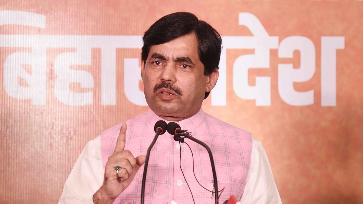 Bihar cabinet expansion: Shahnawaz Hussain among those sworn in