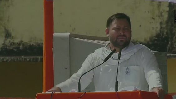 RJD leader Tejashwi Yadav (Photo courtesy: Twitter)