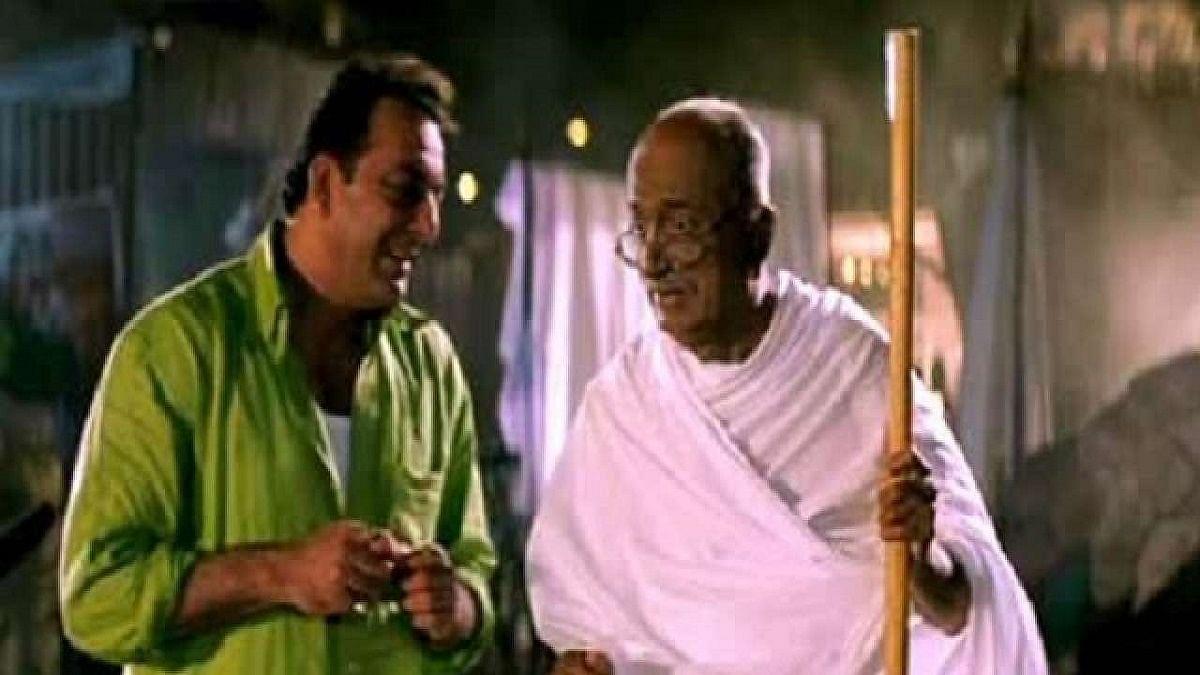 This Gandhi Jayanti, it's worth revisiting 'Lage Raho Munnabhai'
