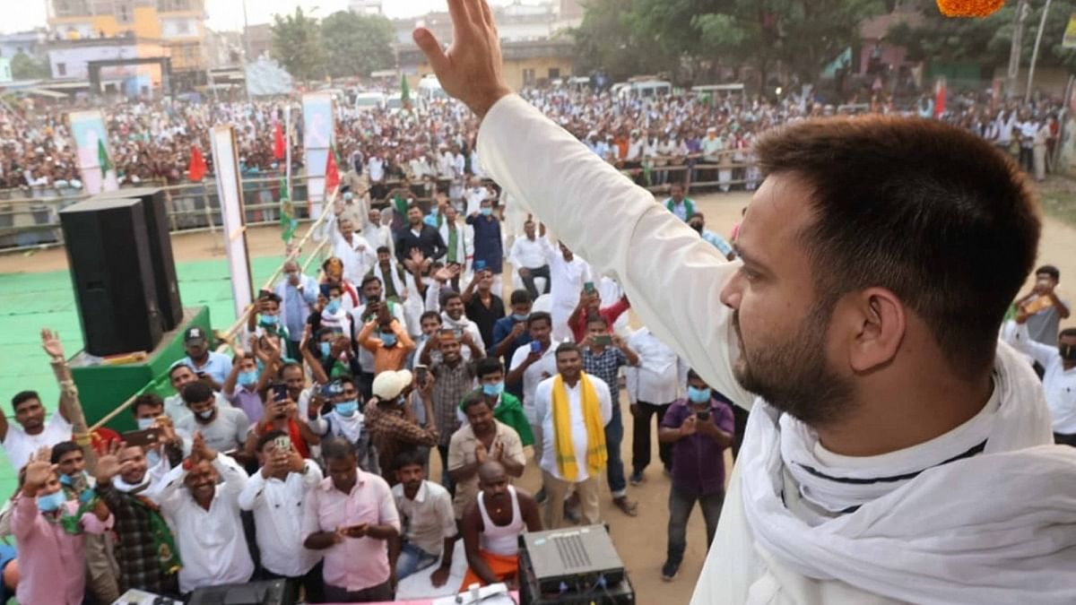 Bihar  Election 2020: Tejashwi has transformed political agenda; focus shifting to  issues other than caste