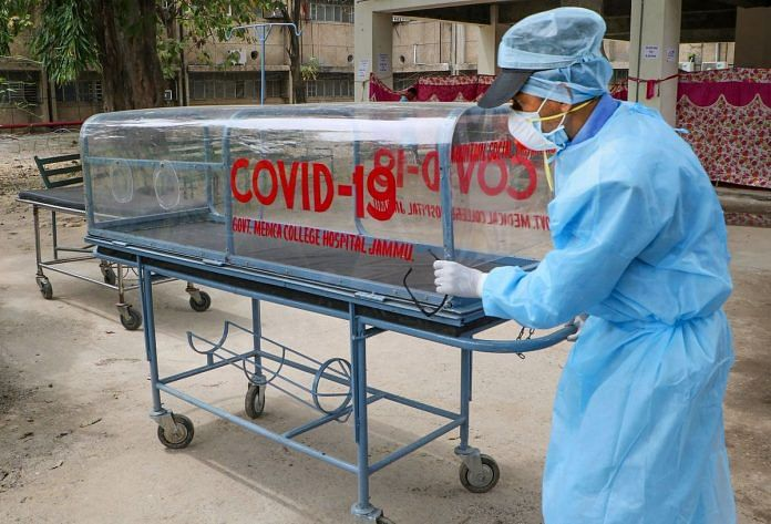 Biomedical hazard: Untended challenge of pandemic- COVID-19