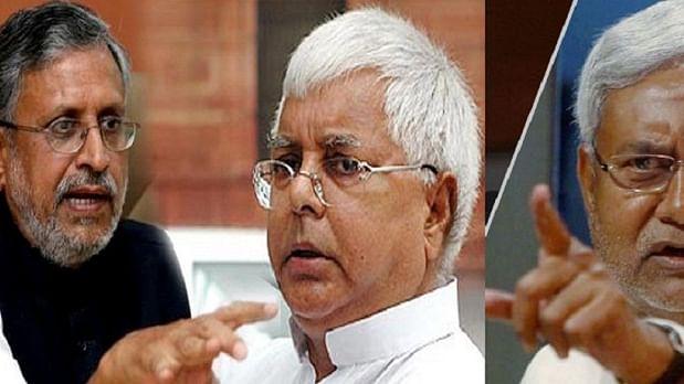 Lalu Prasad Yadav hits out at Nitish Kumar and Sushil Modi again