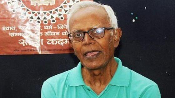 Opposition leaders condemn Stan Swamy's arrest, urge people to break silence