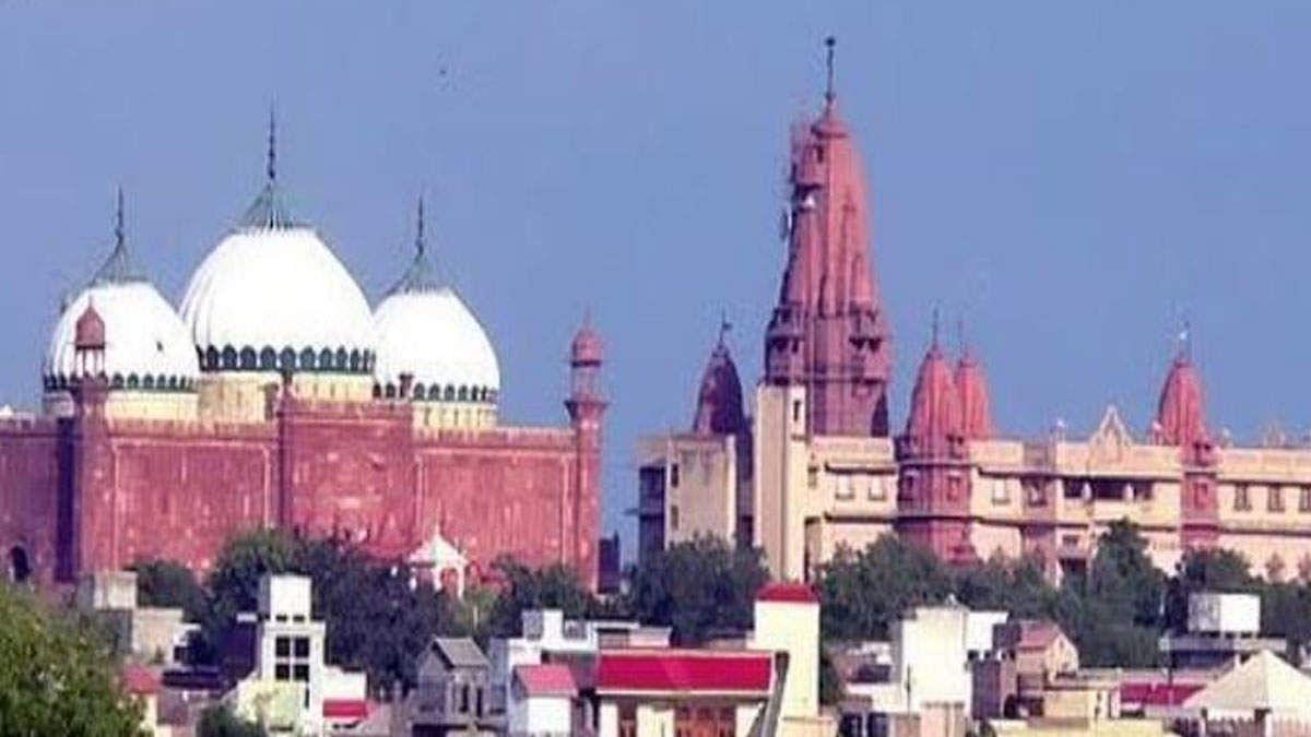 Mathura court admits plea seeking to remove mosque, situated adjacent to Krishna Janmabhoomi