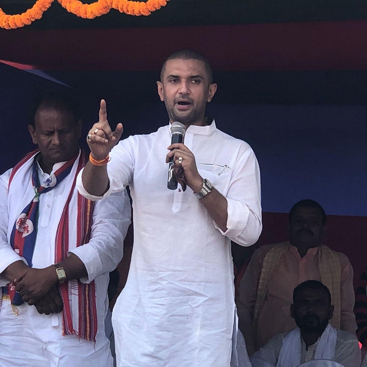 Bihar First, Bihari First?: Few takers for Chirag Paswan's political narrative