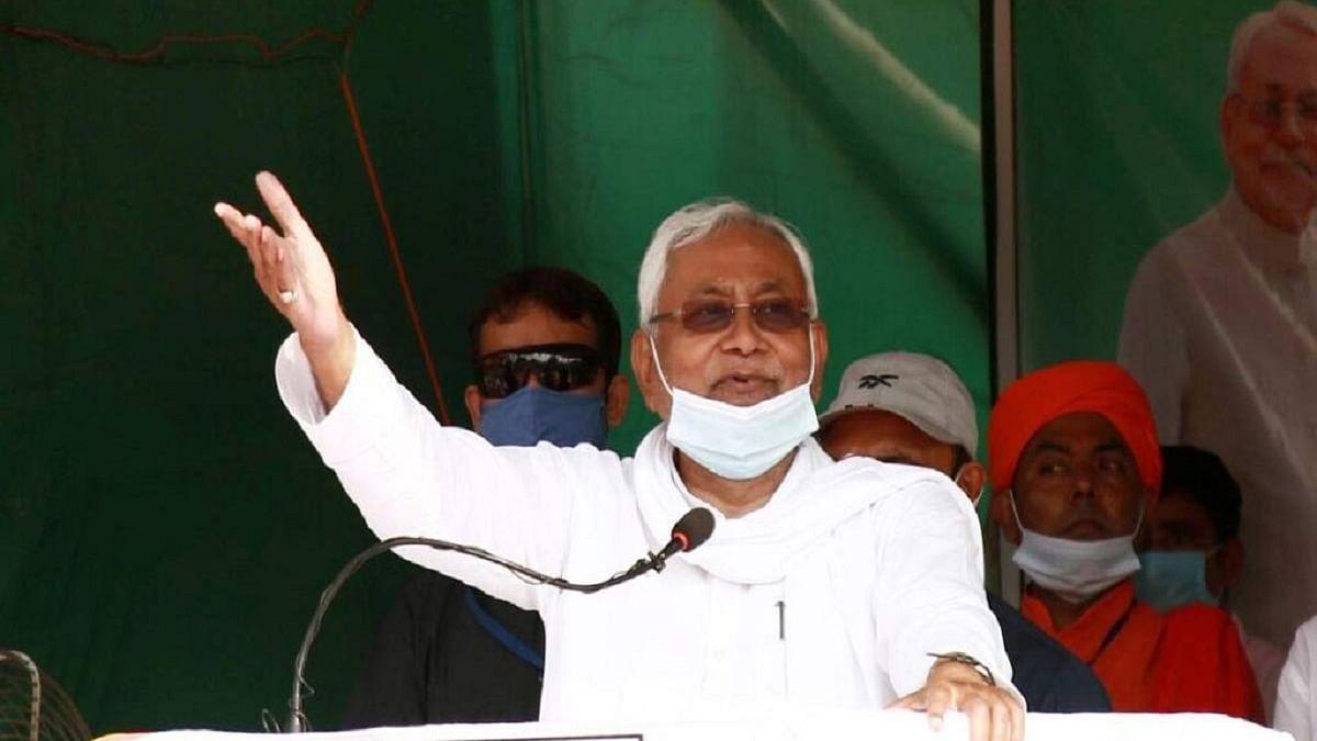 Bihar chief minister Nitish Kumar (Photo Courtesy: Social Media)