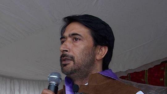 JKPCC President Ghulam Ahmad Mir (IANS Photo-File)