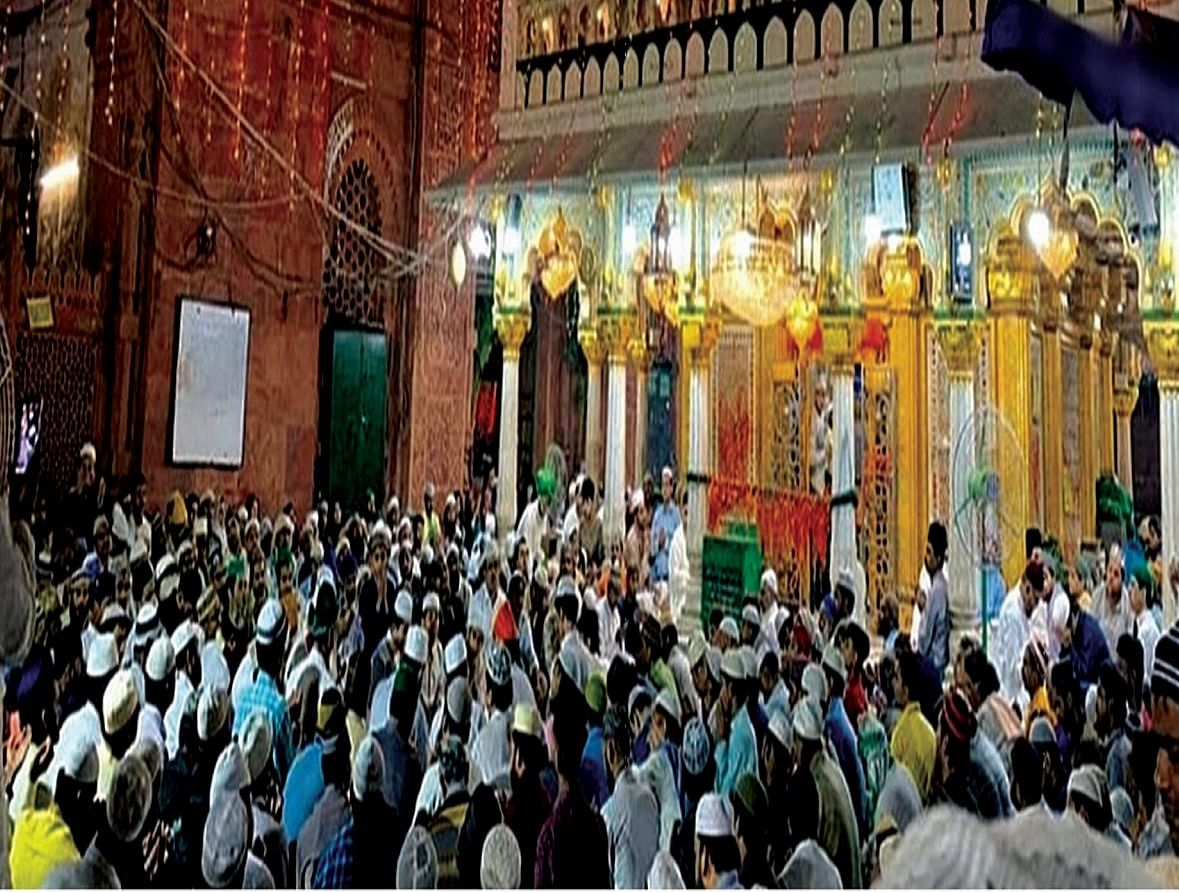 Sufis wrote poetry, sang songs and danced to express their love for God
