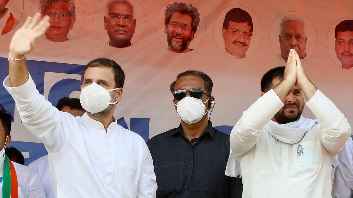 Bihar embraces Tejashwi-led Mahagathbandhan, rejects Modi-Nitish combine, say Exit Polls