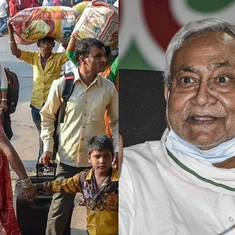 Bihar polls: Migrant workers set to vote against Nitish Kumar