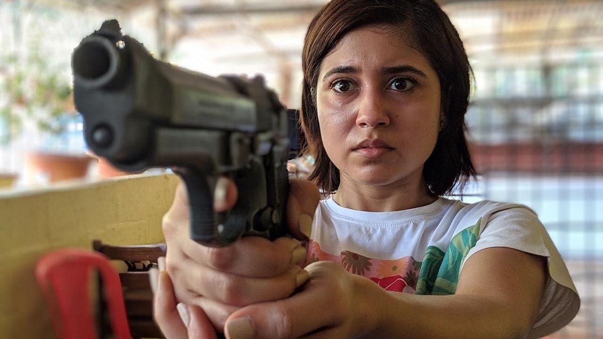 Shweta Tripathi underwent gruelling prep for 'Mirzapur 2' including extensive gun training