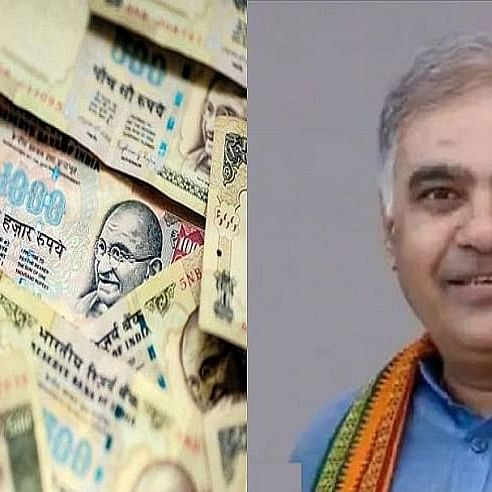 BJP leader PVS Sarma alleges ₹ 2,000 crore scam during demonetisation