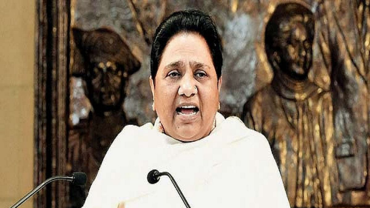 Will support even BJP in upcoming MLC elections to defeat SP, says Mayawati