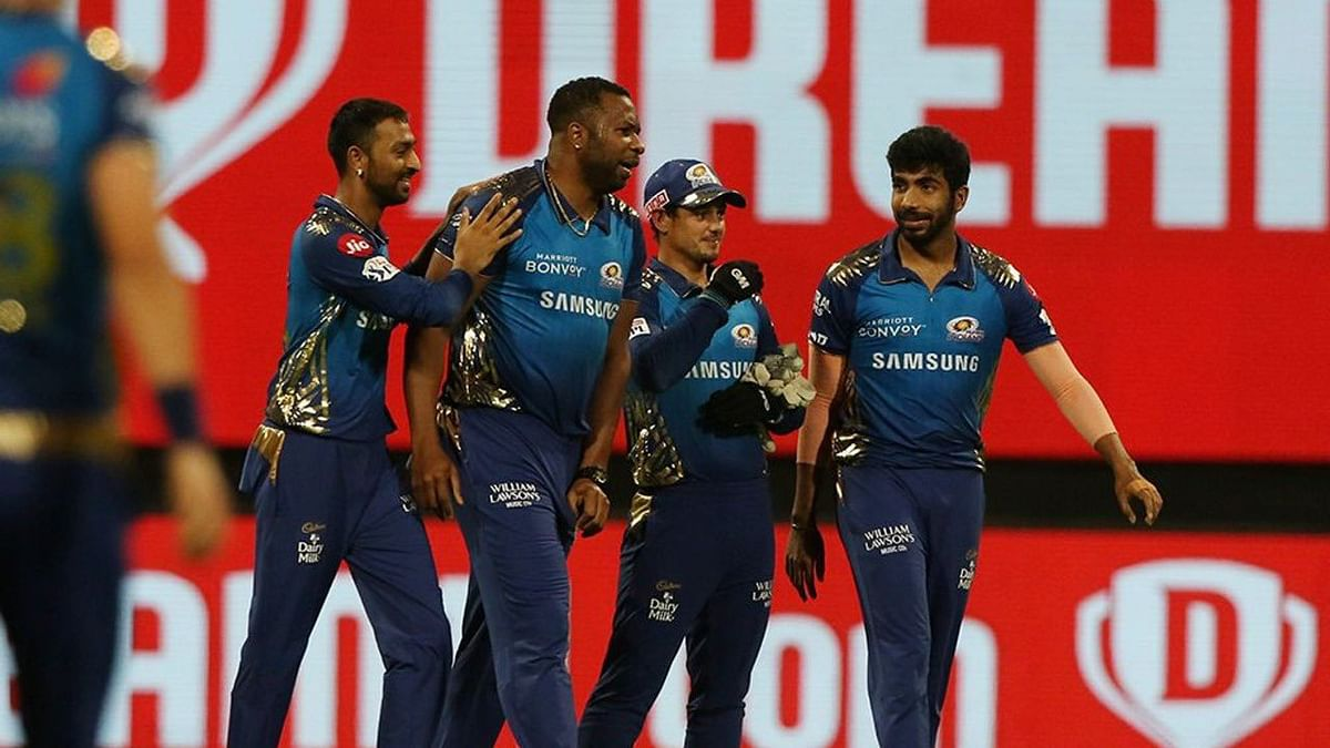 IPL 2020: Ignored Surya makes statement, MI put one foot in play-offs