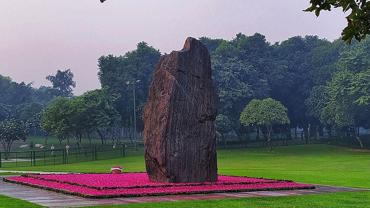 Indira Gandhi:  A PM who cared about people, plants & flowers