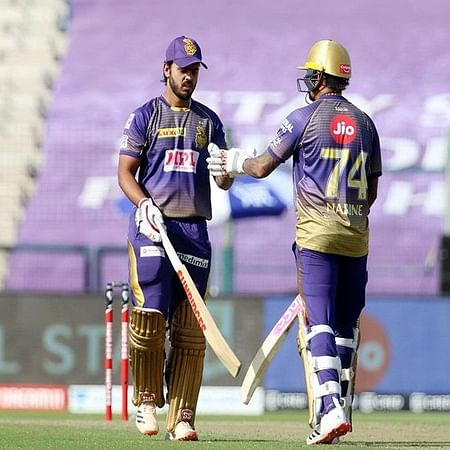 LIVE Updates: Narine, Rana propel KKR to 194/6 against Delhi Capitals