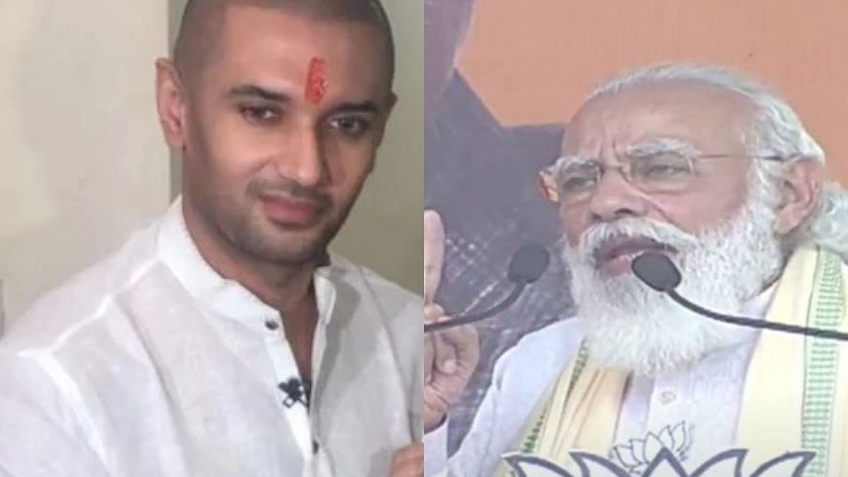In Bihar poll rallies, Narendra Modi's revealing silence on his 'Hanuman' Chirag Paswan