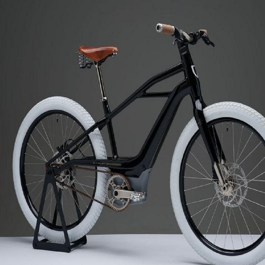 Harley-Davidson unveils its 1st electric bicycle 'Serial 1'