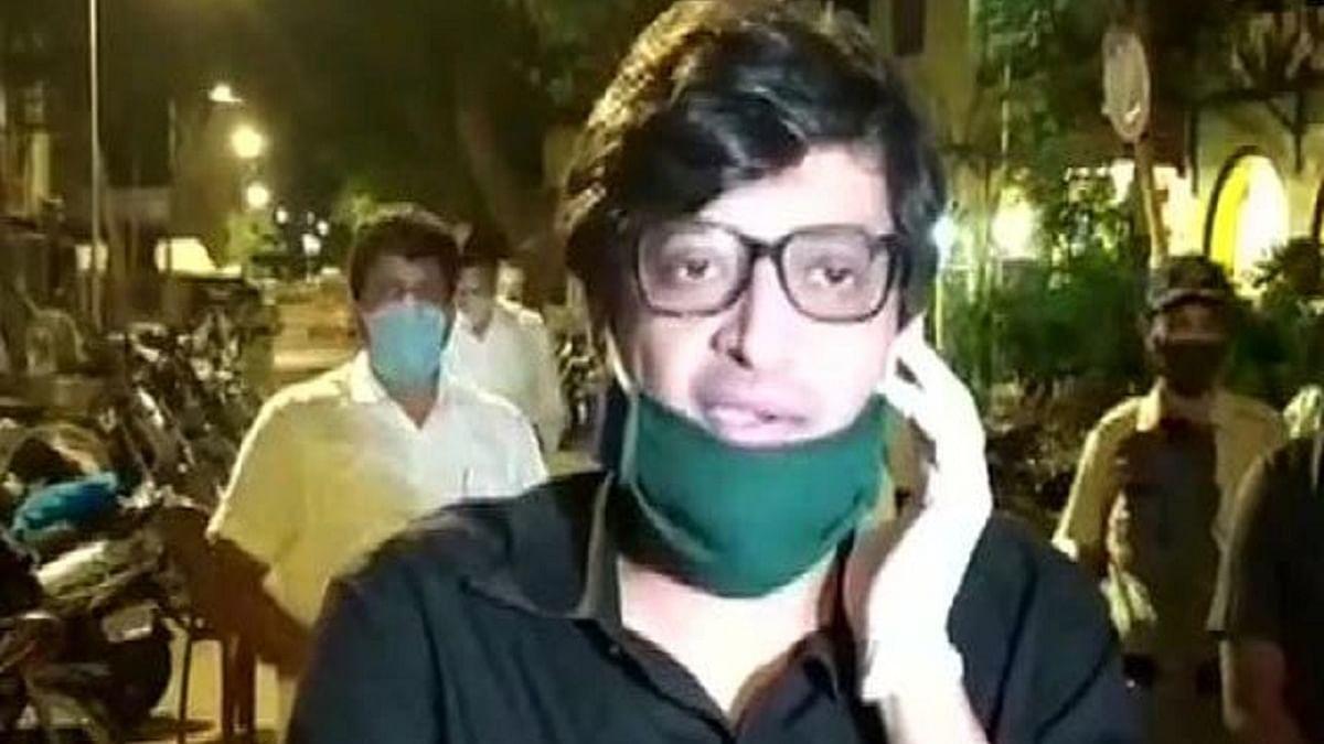 Arnab Goswami (File Photo Courtesy: Social Media)