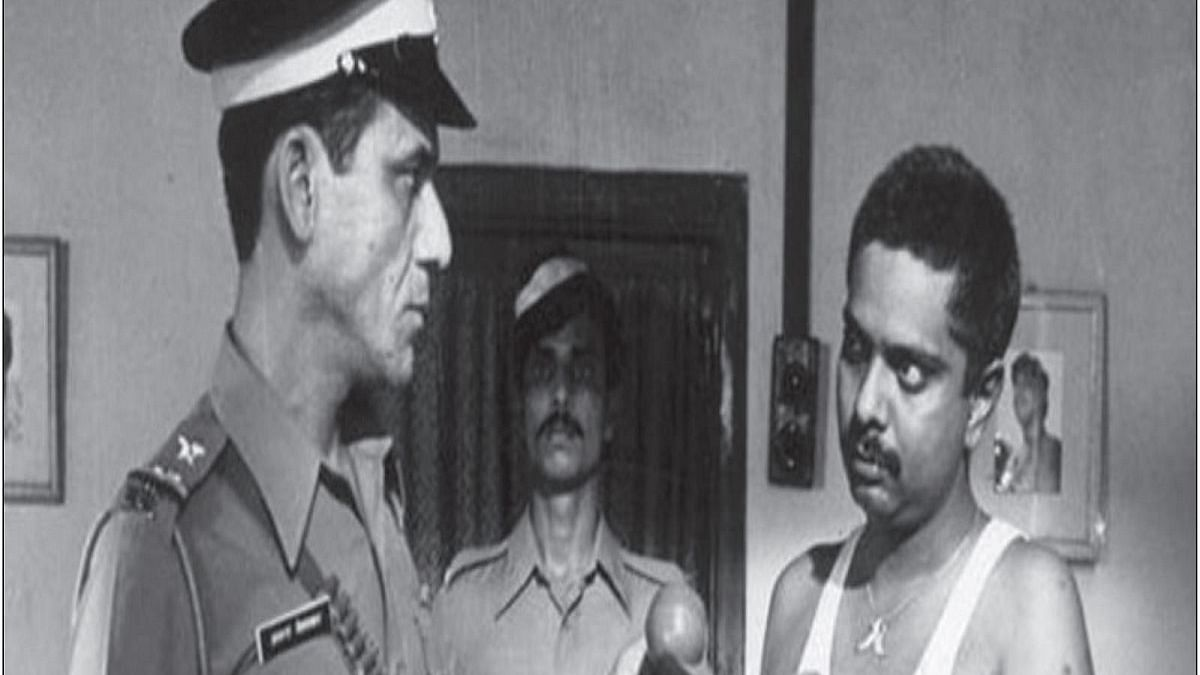 Even 37 years later, Ardh Satya remains relevant and tells the story of brutal and conflicted policemen
