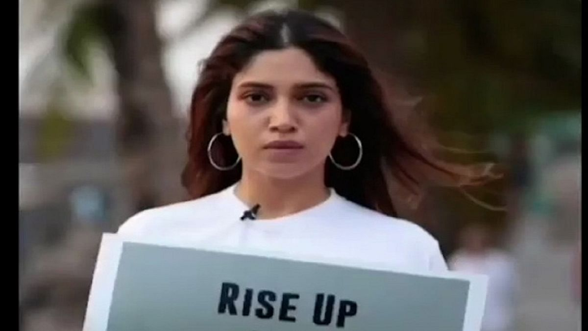 Bhumi Pednekar: I have to use my voice to educate people about climate change