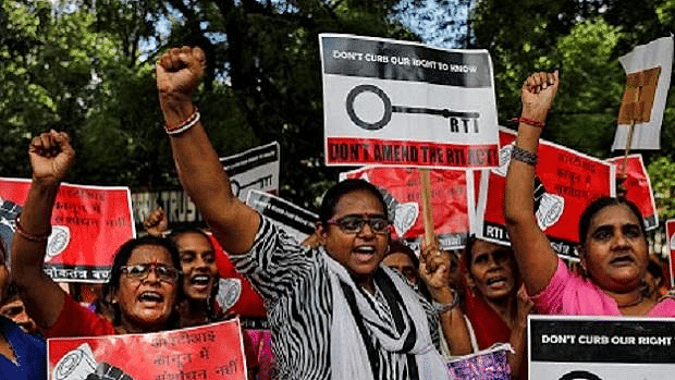 Government ignores 15th anniversary of the RTI Act as vacancies cripple the 'Commissions'