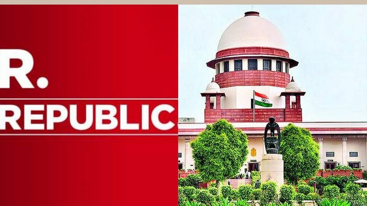 SC refuses to entertain plea of Republic TV seeking protection in cases lodged in Maharashtra