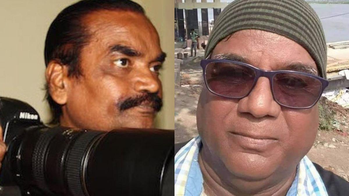 Krishna Murari Kishan (Left) and Krishna Mohan Sharma (Right)