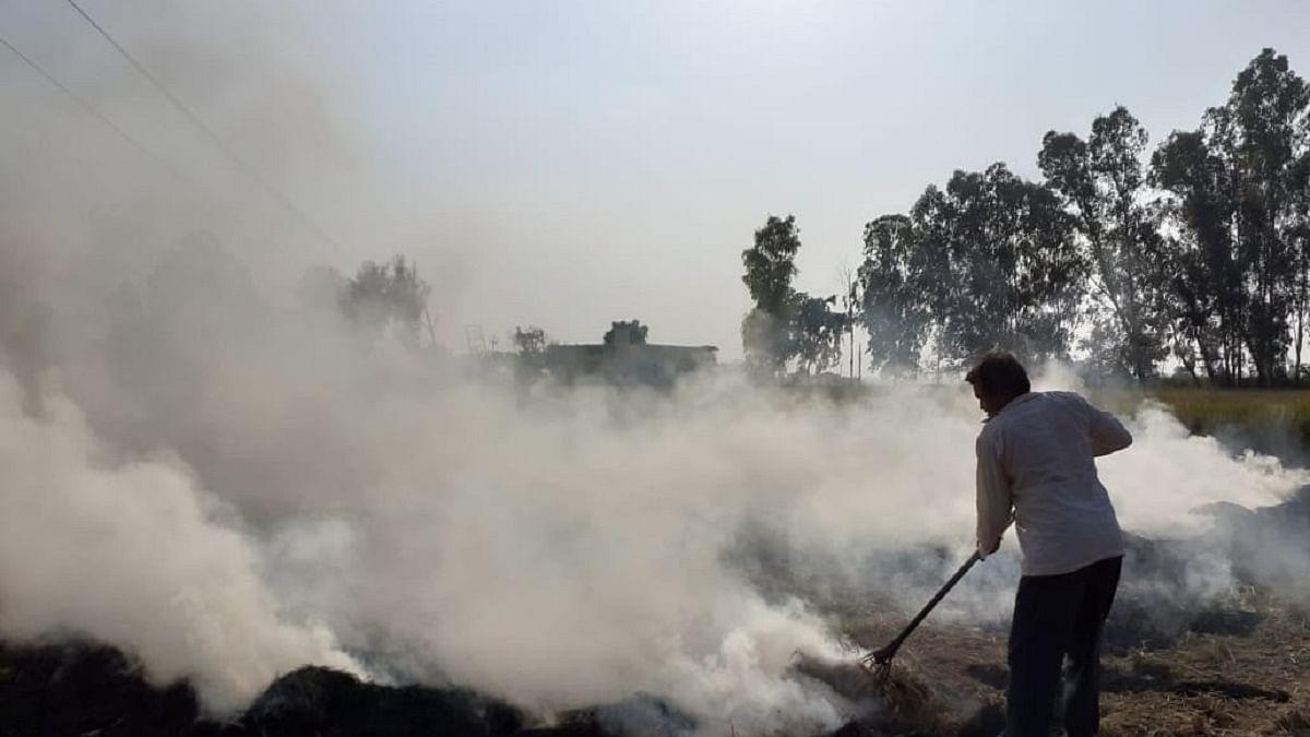 Chief Justice Bobde: Will smoke from stubble burning kill Coronavirus?