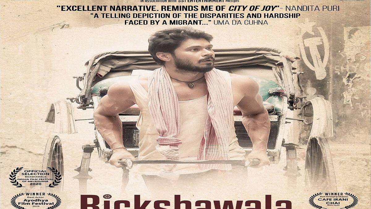 Director Ram Kamal's 'Rickshawala' travels to Melbourne and Madrid