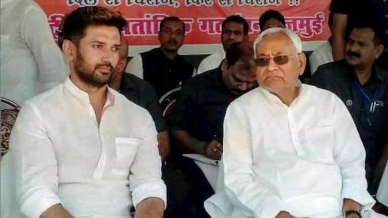 Nitish deliberately insulted my father: Chirag's letter to Nadda
