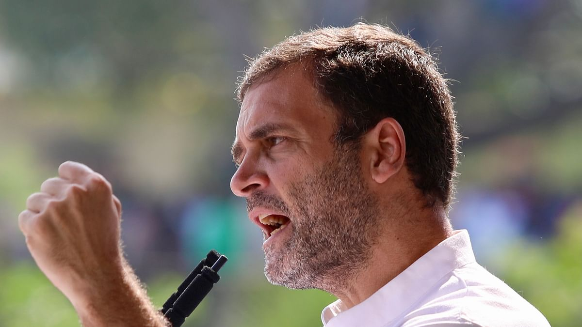 Bihar polls: In his first rally, Rahul invokes killing of 20 soldiers in Ladakh; Tejashwi Yadavattacks CM