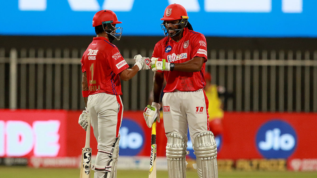 IPL 2020: KXIP finally find a way to win after Gayle and Rahul's six-hitting competition