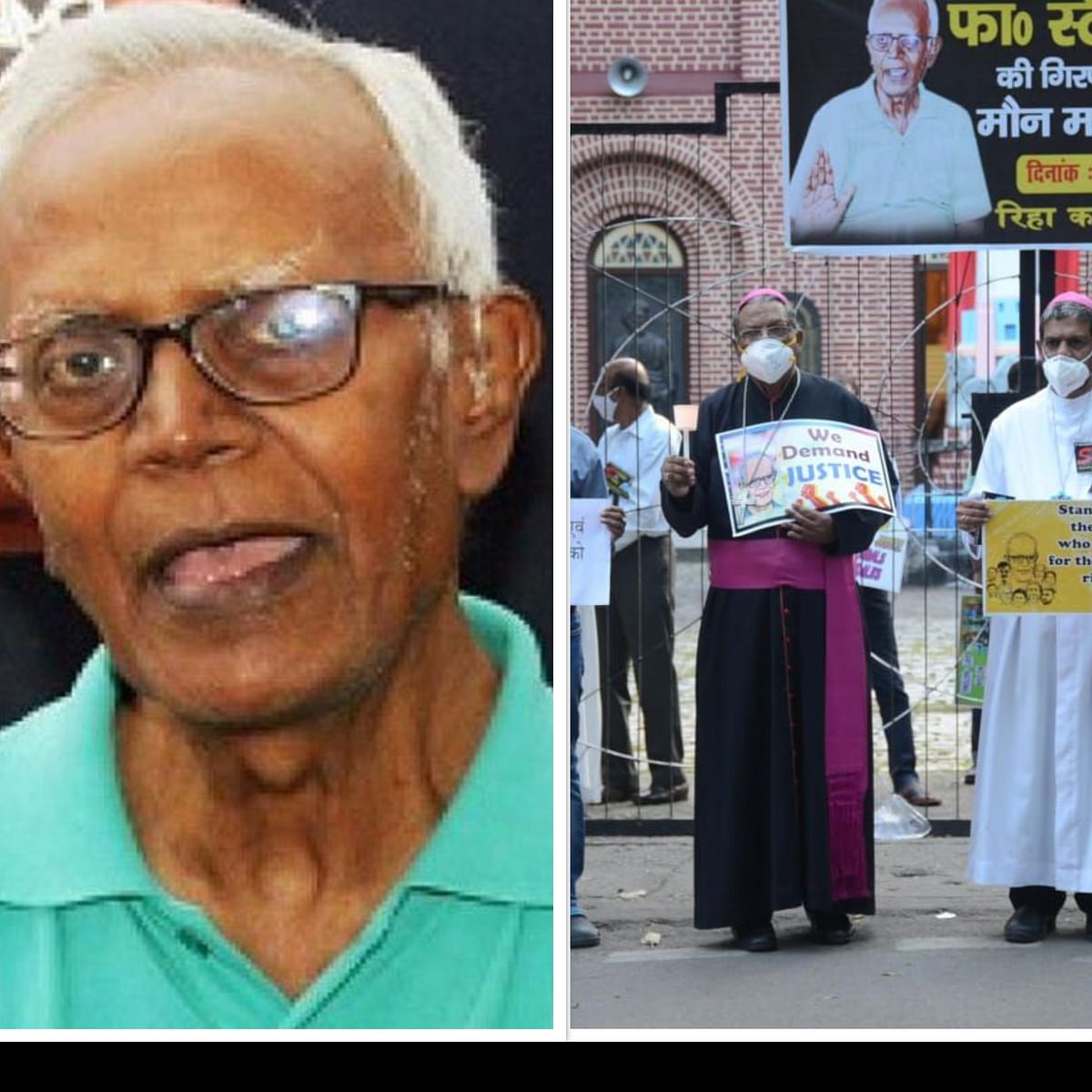 A conversation with an officer of the NIA on the arrest of 84-year-old Jesuit Fr Stan Swamy