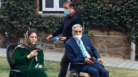 PDP, Gupkar alliance will take final decision on whether to contest polls in Jammu and Kashmir: Mehbooba
