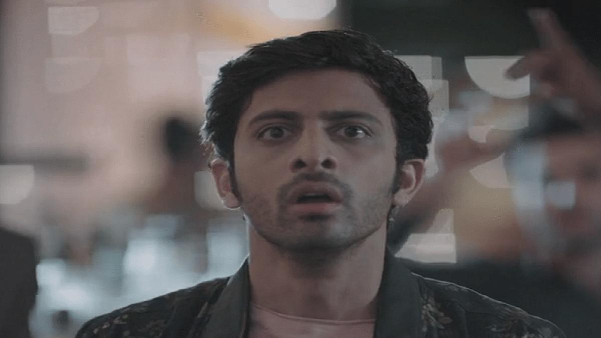 Actor Abhishek Chauhan