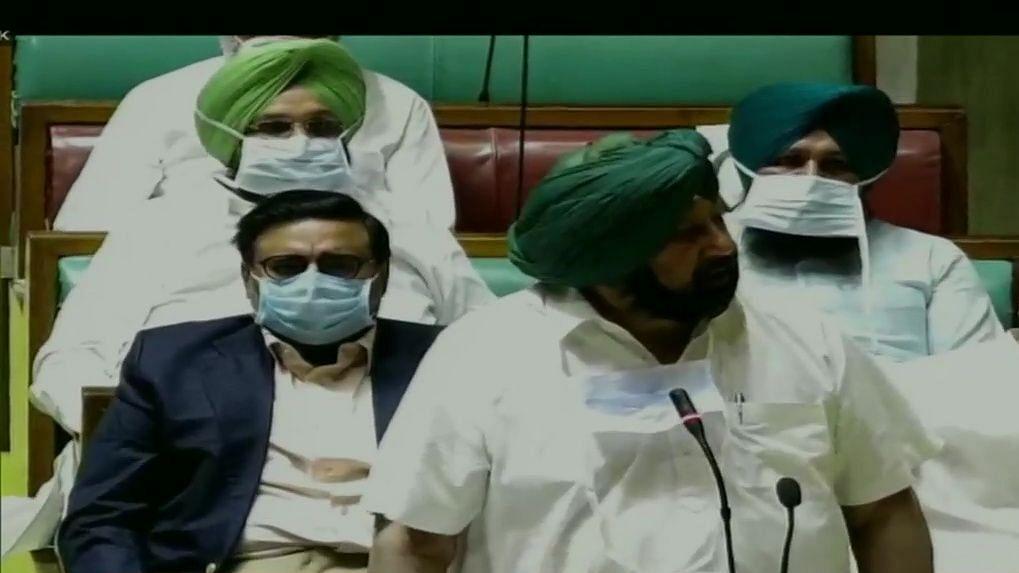Not afraid of resigning, says Punjab CM Amarinder Singh on farm laws issue