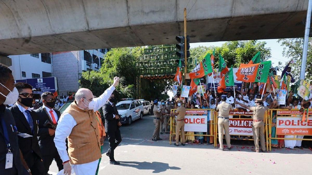 Quick Gun Murugan: Amit Shah's southern conquest began from Chennai