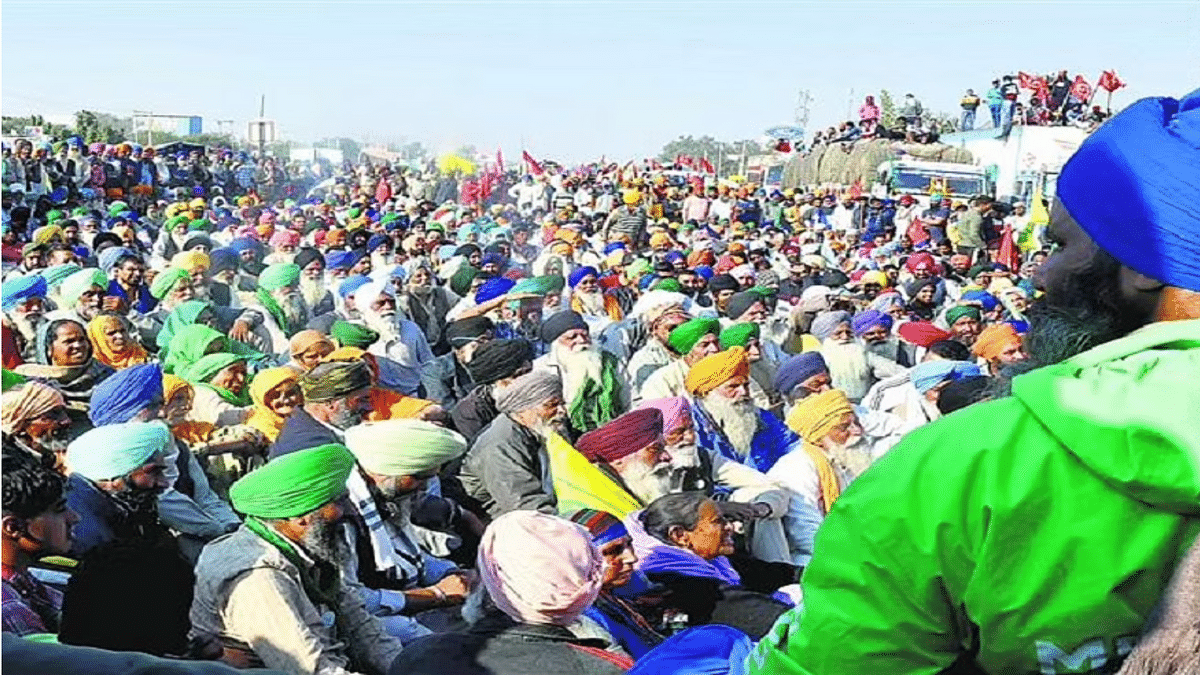 Farmers' protest enters fifth day, traffic disrupted in city
