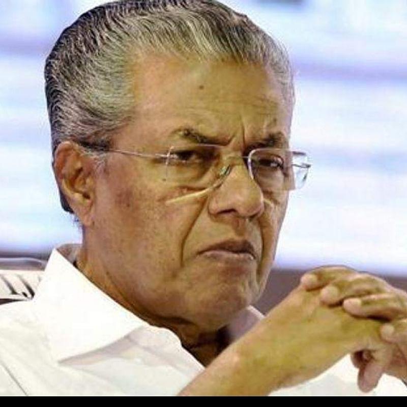 Kerala Chief Minister Pinarayi Vijayan (Picture Courtesy: PTI)