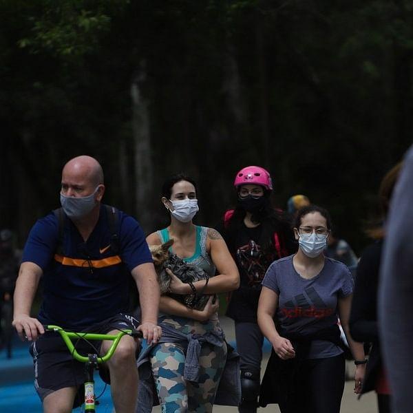 LIVE News Updates: Brazil's coronavirus death toll tops 172k