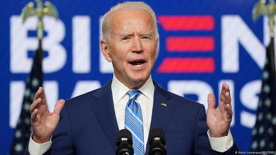LIVE News Updates: Joe Biden takes oath as the 46th President of the United States of America