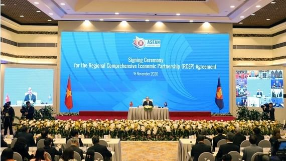After 8-yr of negotiations, 15 Asia-Pacific countries sign RCEP
