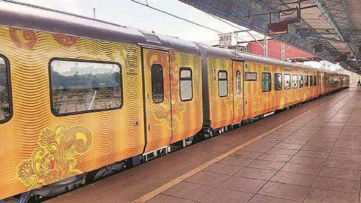 Tejas Express stopped in its tracks due to low occupancy