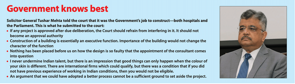 Central Vista: Build in haste, repent at leisure? Govt knows best, Supreme Court told
