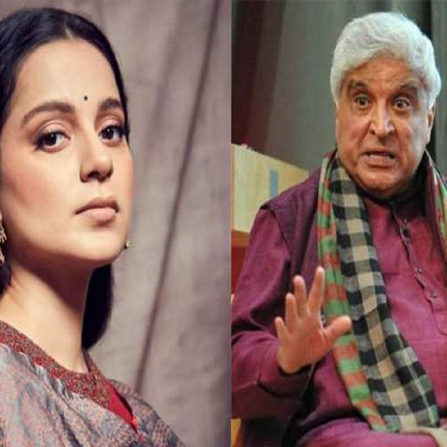 Bailable warrant issued against Kangana on Javed Akhtar's complaint